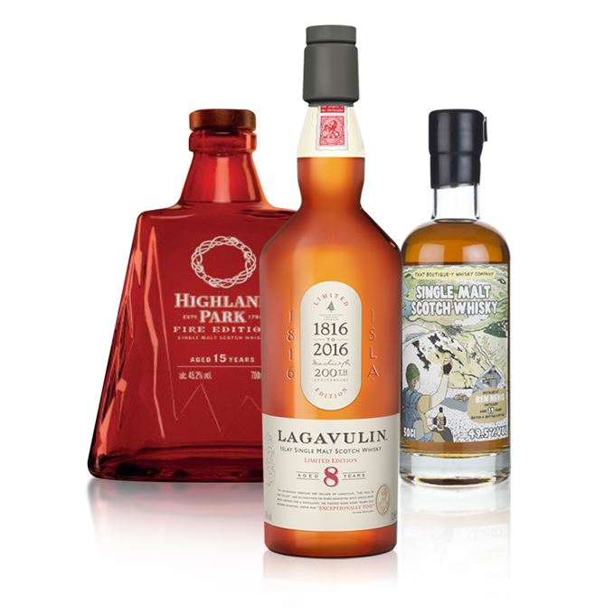 Richard Woodard whisky picks 2016