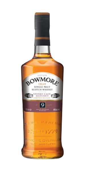 Bowmore 9 Years Old