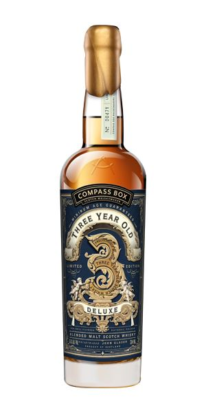 Three Year Old Deluxe (Compass Box)