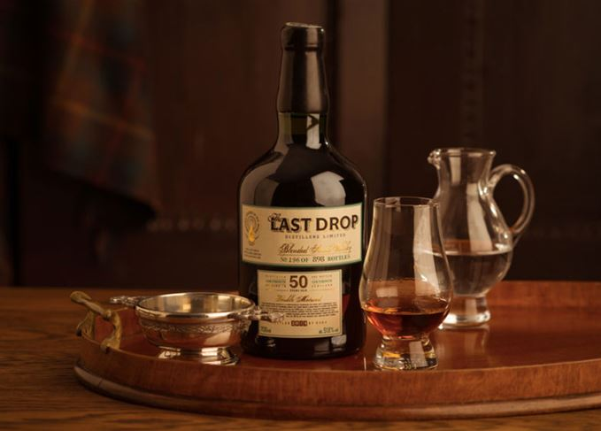 The Last Drop Distillers  Sazerac