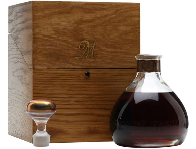 Macallan Millennium Decanter