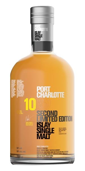 Port Charlotte 10 Years Old 2nd Edition