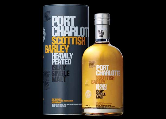Bruichladdich expands transparency move scotch whisky - Bruichladdich port charlotte heavily peated ...