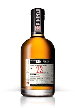 Kininvie 23 Years Old, Batch 3