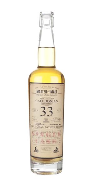 Caledonian 33 Years Old (Master of Malt)