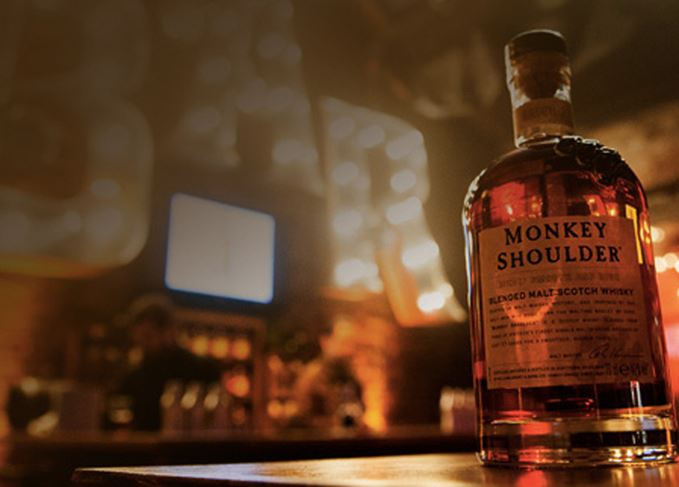 Monkey Shoulder is a cult Scotch whisky brand