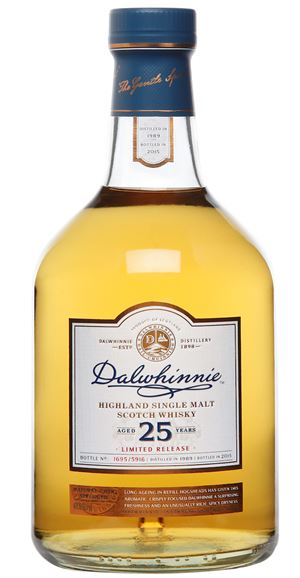 Dalwhinnie 25 Years Old