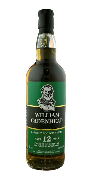 Blended Scotch 12 Years Old (William Cadenhead)
