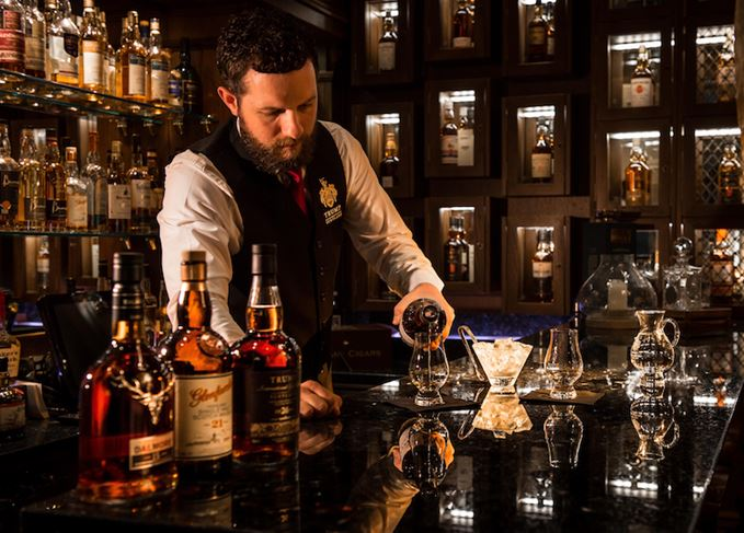 Trump hotel opens new whisky bar | Scotch Whisky