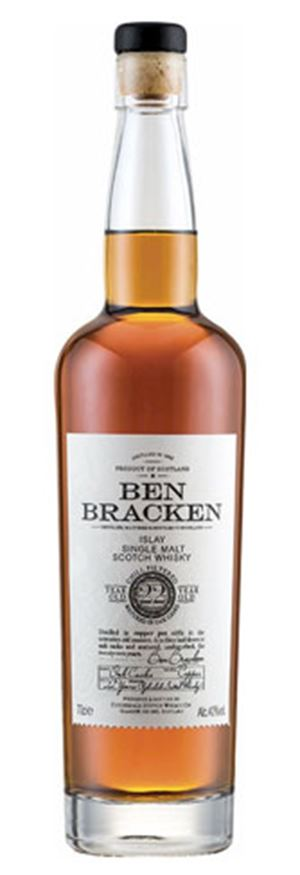 Ben Bracken 22 Years Old Islay Single Malt