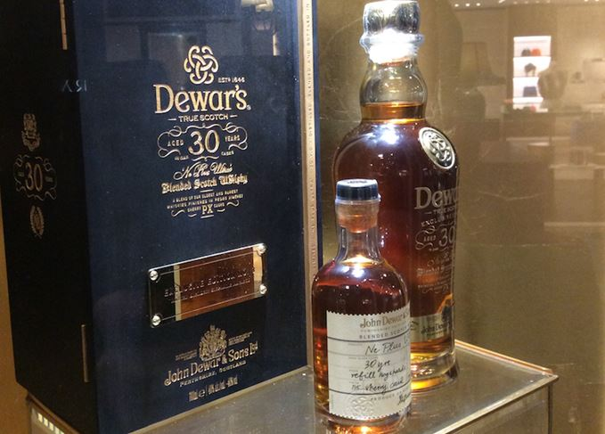 Dewar's launches oldest whisky expression   Scotch Whisky