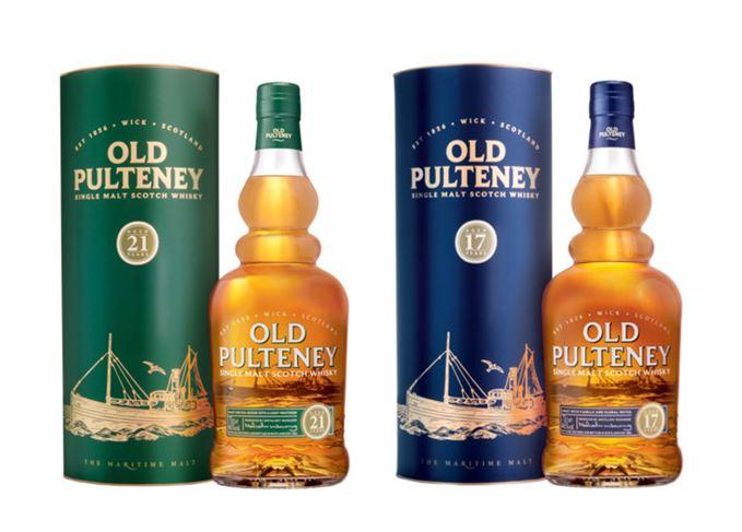 Old Pulteney 17yo 21yo