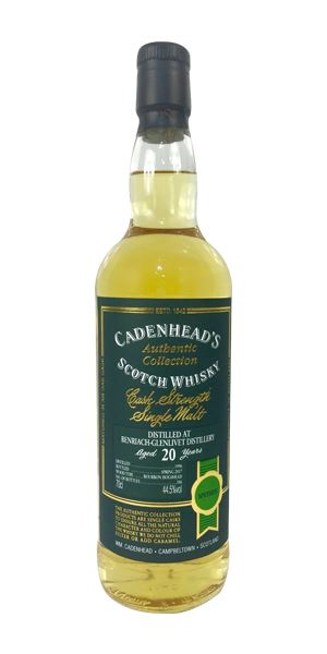 BenRiach 20 Years Old (Cadenhead)
