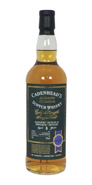 Hazelburn 8 Years Old (Cadenhead)