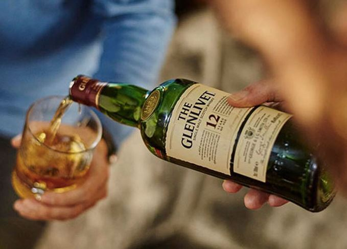the glenlivet 12 returns to uk this summer scotch whisky