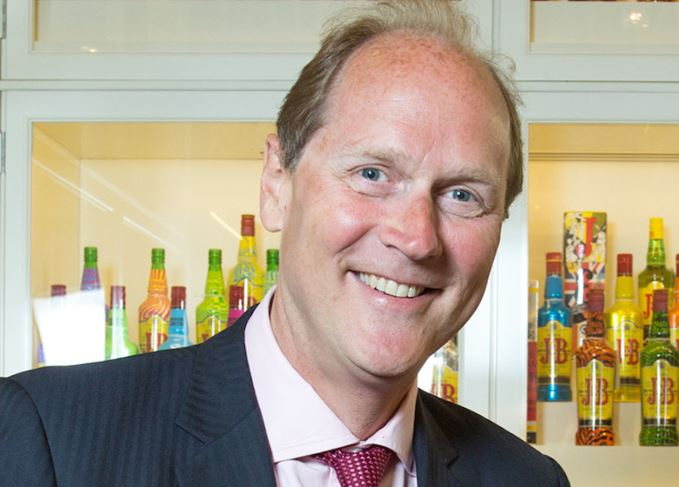 David Gates of Diageo