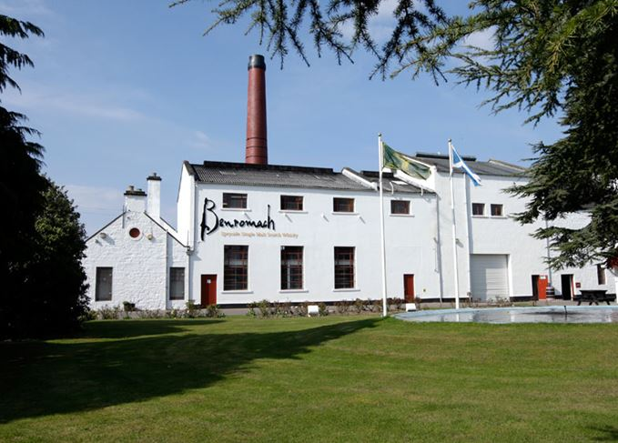 Benromach Distillery exclusive whisky