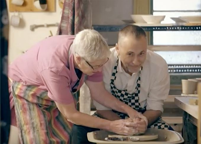 Michel Roux Jr pottery