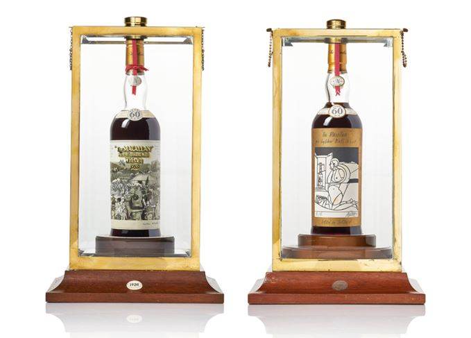 Holy Grail' Macallans set for auction | Scotch Whisky