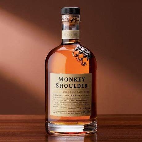 whiskies for beginners: monkey shoulder