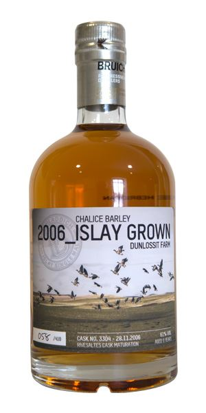 Bruichladdich Islay Grown Barley (Dunlossit) 2006