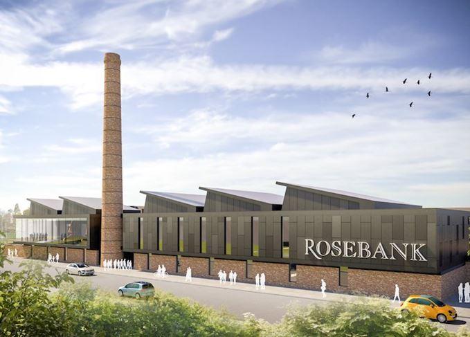 Rosebank distillery set to reopen in 2020   Scotch Whisky