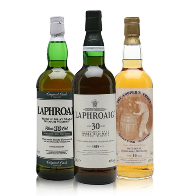 Rare whisky tasting notes Batch 18