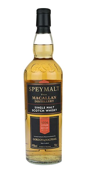 Speymalt from Macallan, 2006 (Gordon & MacPhail)