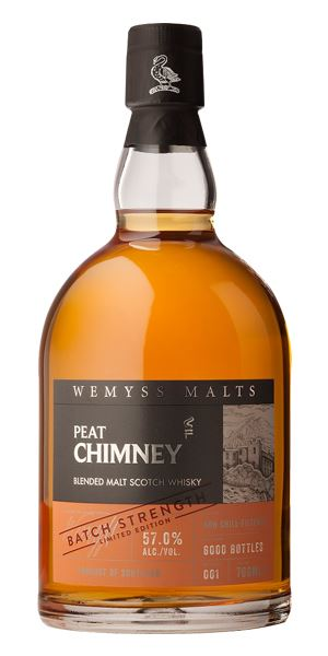 Peat Chimney Batch Strength (Wemyss Malts)
