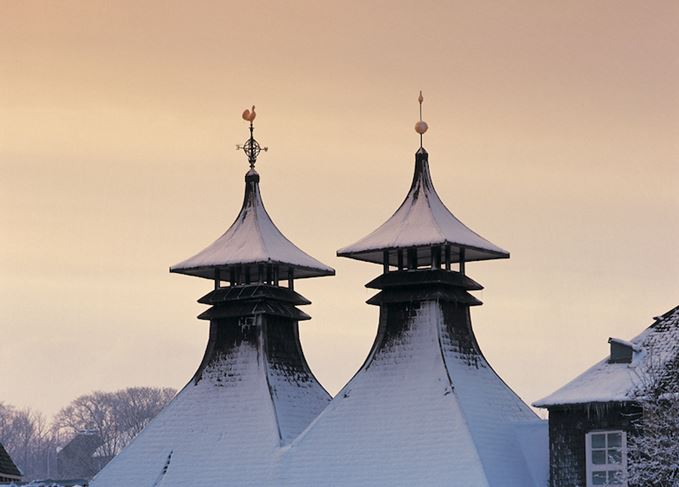 Why Distilleries Have Cupolas Not Pagodas Scotch Whisky