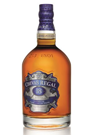 Chivas Regal 18 Years Old Ultimate Cask Collection