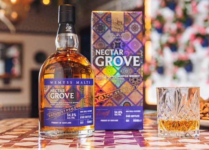 Wemyss debuts Batch Strength Nectar Grove | Scotch Whisky