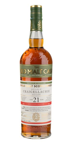 Craigellachie 21 Years Old (Hunter Laing)