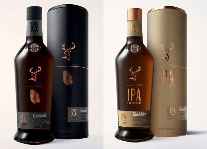 Glenfiddich Experimental Collection