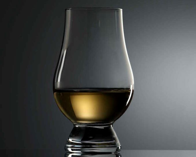 One 25ml dram of whisky equals one unit of alcohol