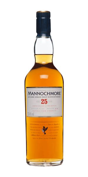 Mannochmore 25 Years Old, 1990