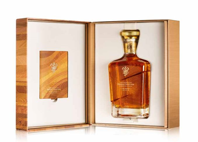 John Walker Private Collection 2017