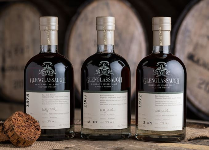 50 Year Old Whiskey >> Glenglassaugh Releases 50 Year Old Whisky Scotch Whisky