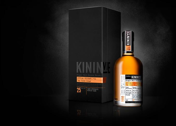 Kininvie Special Release 1 The First Drops