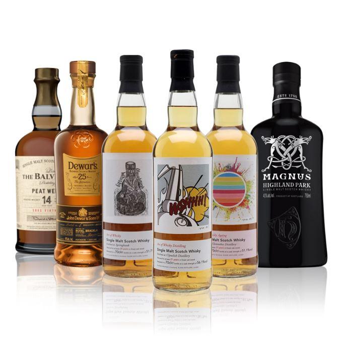 e83cedee77e Whisky reviews Highland Park Magnus Balvenie Peat Week