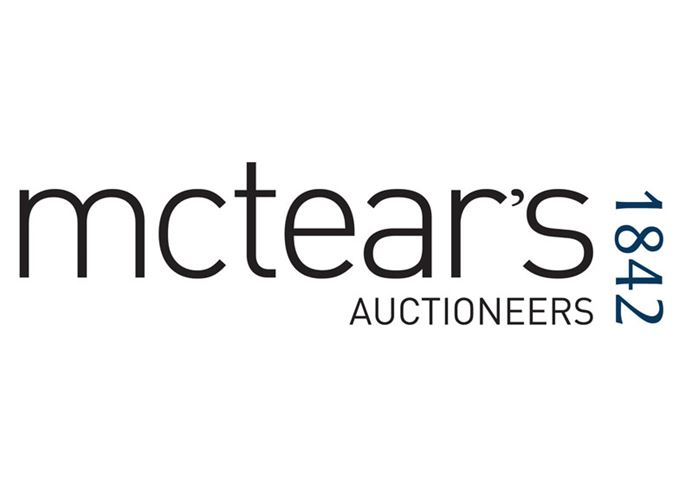 McTear's auctioneers logo