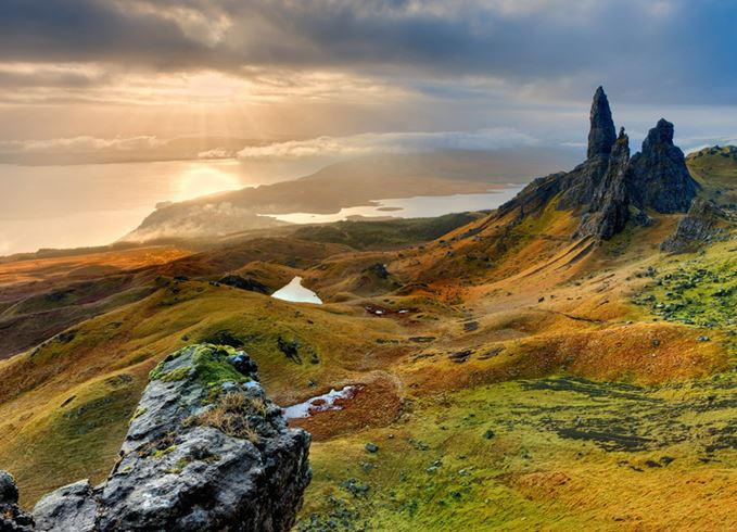 Whisky's identity lies in the landscape | Scotch Whisky