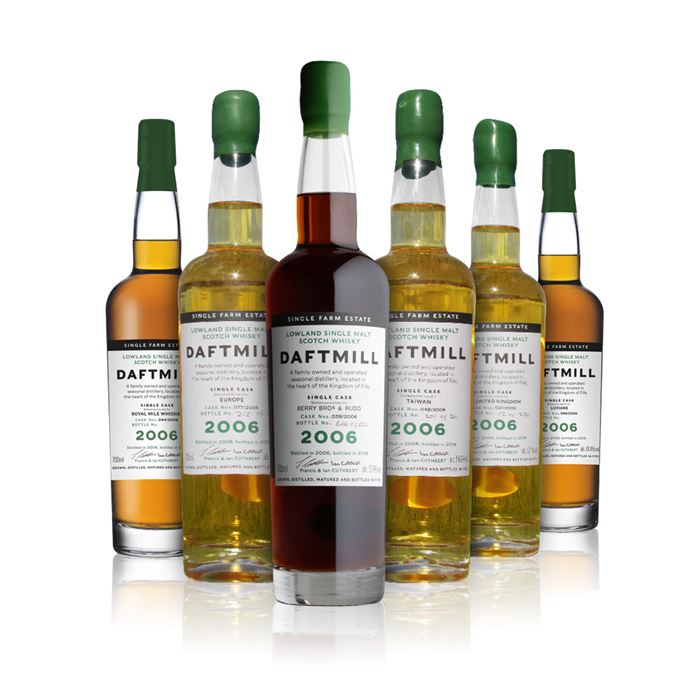 New whisky reviews: Batch 209: Daftmill 2006 single casks | Scotch Whisky