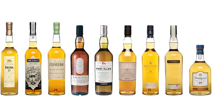 Diageo's 2015 Special Releases line-up