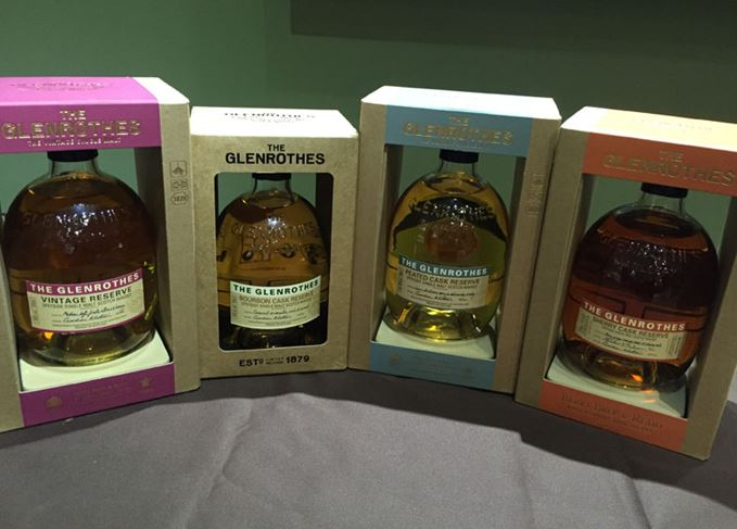 The new NAS range from Glenrothes