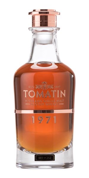Tomatin 1971 44 Years Old (Warehouse 6 Collection)