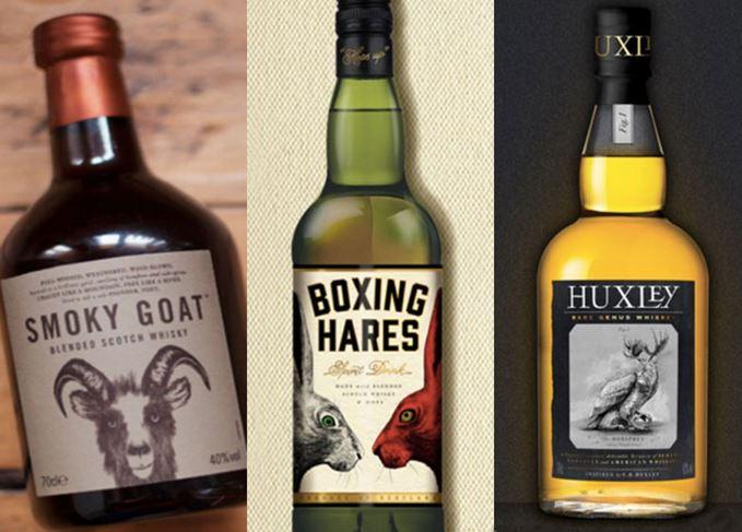 10 of the world's weirdest whiskies