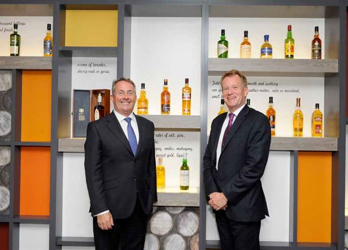 David Frost Scotch Whisky Association