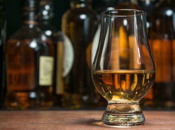 Whisky psychology experiement