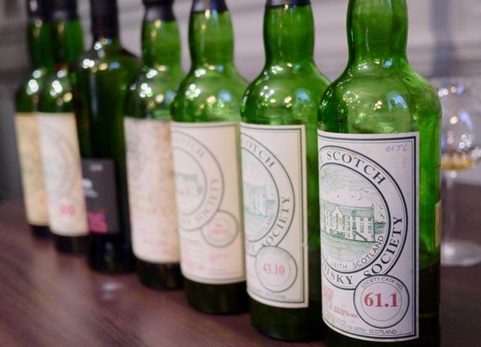 Legendary bottlings: Scotch Malt Whisky Society's .1 series | Scotch Whisky